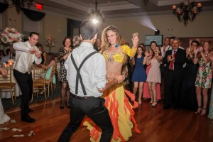 Hire Belly Dancer New York Mariyah- Wedding at Dyker Beach Golf Course Brooklyn, NY