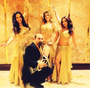 Hire Infinity bellydancers NYC New York